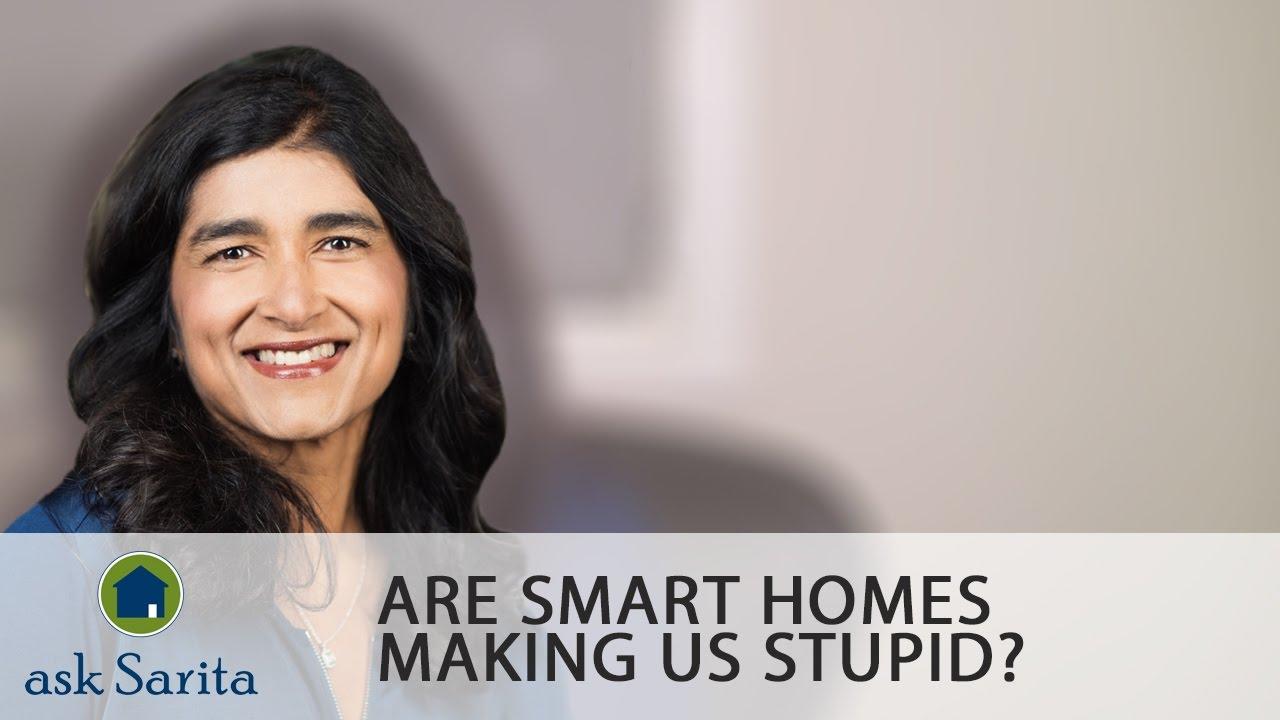 Is Smart Technology Making Us Stupid?