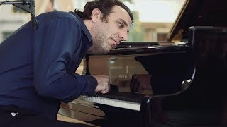 Live from the factory floor – Chilly Gonzales
