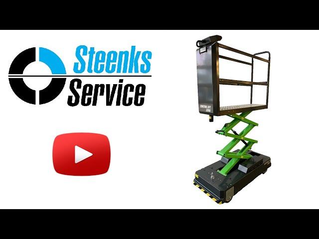 YouTube video | Buisrailwagen Control Lift 3000