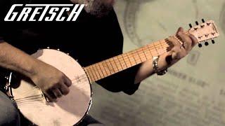 "Gretsch® G9460 ""Dixie 6"" Guitar-Banjo Demo"