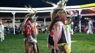 Sakimay Powwow 2018 Old Style Grass Dance Special, Friday