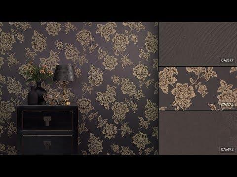 Видео Rasch Textil Seraphine