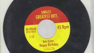 Bob Dylan   Happy Birthdaymp4YoutubeDownload nl