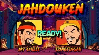 Jay Smilee ft. Longfingah – Jahdouken (Street Fighter 2 Guile Theme Cover)