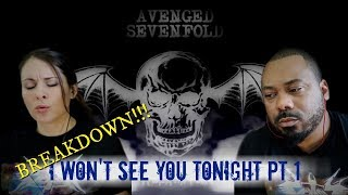 Avenged Sevenfold I Won't See You Tonight!!!