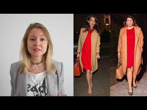 Как составить стильные образы /Стильный гардероб женщинам за 40