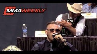 Conor McGregor vs Cowboy Cerrone: