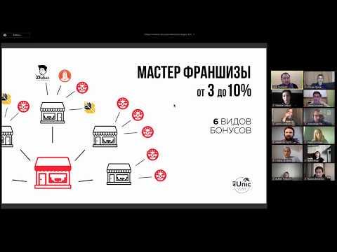 ГОСТЕВАЯ ВСТРЕЧА   Х100   AllUnic  СушиМастер   Доля в бизнесе