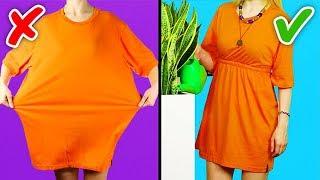 30 BRILLIANT WAYS TO REPURPOSE OLD CLOTHES
