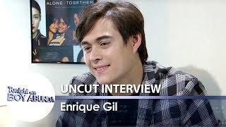 TWBA Uncut Interview: Enrique Gil