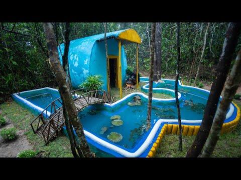 Als je een zwembad in je tuin wilt en je denkt dat je het niet kunt?