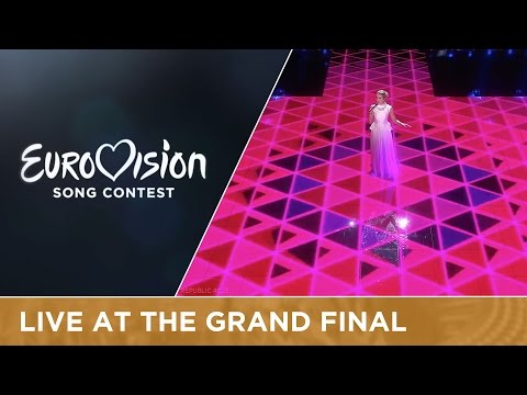 LIVE - Gabriela Gunčíková - I Stand (Czech Republic) at the Grand Final
