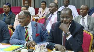 The committee of Parliament on rules, privileges and discipline has