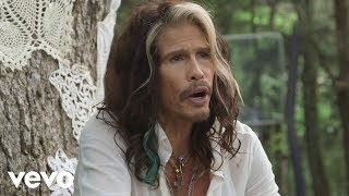 Steven Tyler - Love Is Your Name (Behind The Scenes)