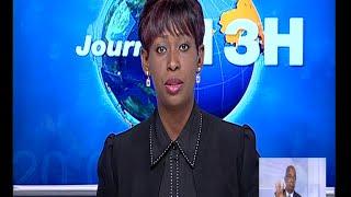 Le 13 Heures de RTI 1 du 29 Février 2016 avec Fatou Fofana