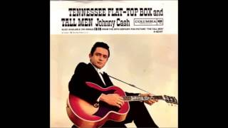 "Johnny Cash - ""Tennessee Flat-Top Box"""