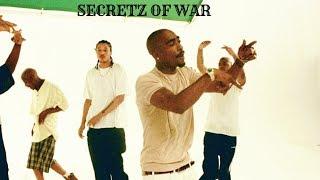 2Pac - Secretz Of War {Bust If We Must} Ft. Hussein Fatal & Kadafi (Nozzy-E Remix)
