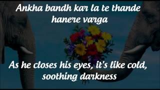 """Heer"" Lyrics & English Translation- ""Jab Tak Hai Jaan"" (2012"