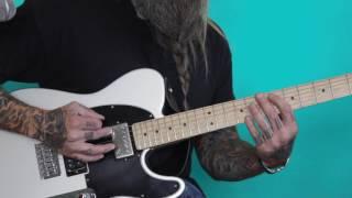 Devo - Girl U Want (cover tutorial) Scott Paul Graham
