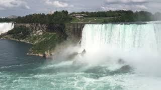 Ниагара : вид с канадской стороны