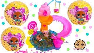 Orbeez Pool ! LOL Surprise Confetti POP Blind Bags - Cookie Swirl C