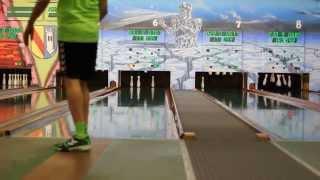 preview picture of video 'Bundesligaspiel im Sportkegeln Classic zwischen SG Ettlingen und KV Wolfsburg'