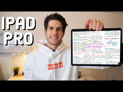 Why iPad Pro + iPadOS is PERFECT for Students | KharmaMedic