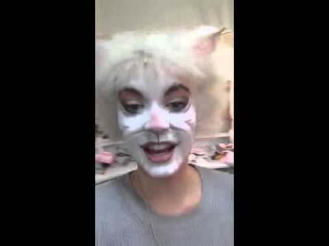 A Day in the Life of White Cat | Cats the Musical