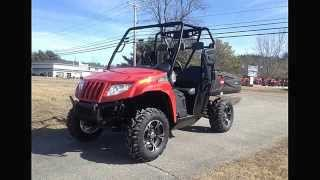 preview picture of video 'Toro UTV 500 & 700 EFI HDX Utility Vehicles Walk Around'