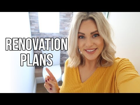 HOME RENOVATION UPDATE | EXTENSION PLANS AND MORE!