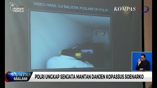 Polisi: Senjata Soenarko Aktif Dan Membinasakan