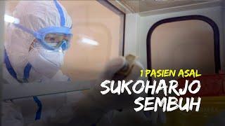 Kasus Positif Covid-19 asal Kartasura Sukoharjo Dinyatakan Sembuh setelah 2 Kali Swab Negatif
