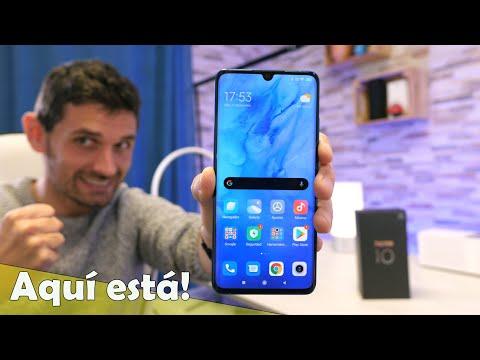 El móvil de Xiaomi que MÁS ESPERABA!!! Mi NOTE 10 UNBOXING