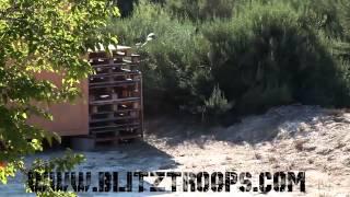 preview picture of video 'Inauguración del campo de Blitztroops en Rojales, Alicante'