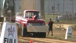 preview picture of video 'Mercer Raceway Park truck pulls 5/30/2011 R.W.Y.B. Part 2'