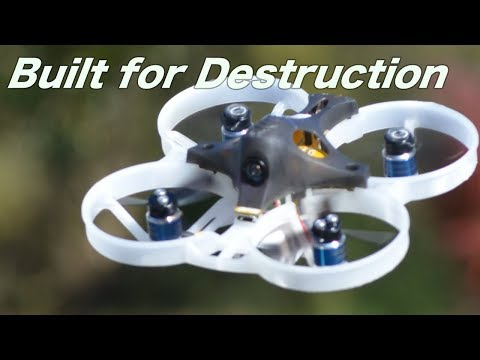 Most Durable Mini Drone Racer For Beginners   2S Brushless Whoop - FPV Quads