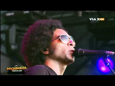 Alice In Chains - Angry Chair (Live Maquinaria 2011) HD