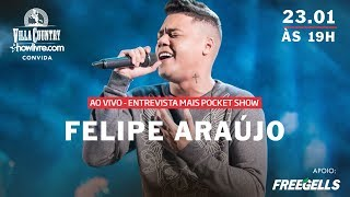 Felipe Araújo No Villa Country Showlivre   Ao Vivo