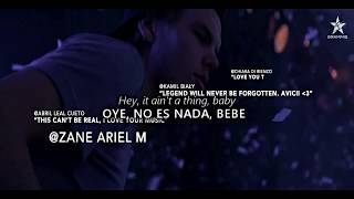 ◢◤ Avicii   Ain't A Thing [Sub En Español] (lyrics) Ft. Bonn