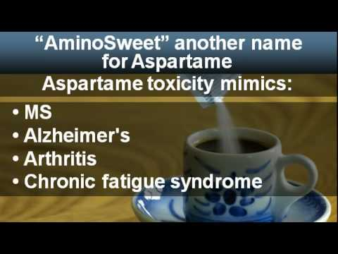 Aspartame Name Change