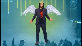 Keanu Reeves Being An ABSOLUTE LEGEND