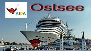 AIDAmar Auf Ostsee Kreuzfahrt   Tallinn+St.Petersburg+Helsinki+Stockholm