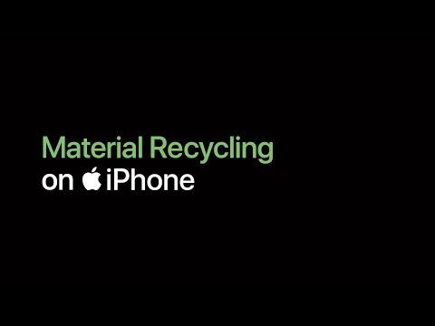 iPhone-Material-Recycling