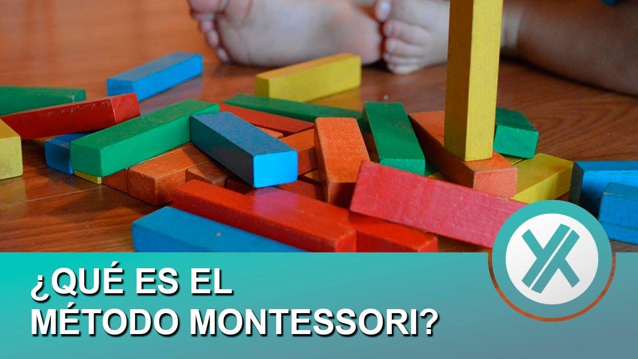 ¿Qué es Montessori? - Introducción a los conceptos básicos de éste método