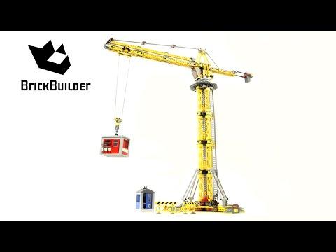 Vidéo LEGO City 7905 : La grue