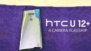 HTC U12+ FIRST LOOK and Camera Samples - Video Youtube