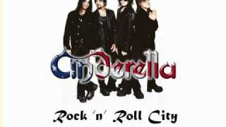 Cinderella - Rock 'n' Roll City (new, never heard before song)