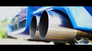 SL Modification: Techpro Exhaust on Wrx Sti
