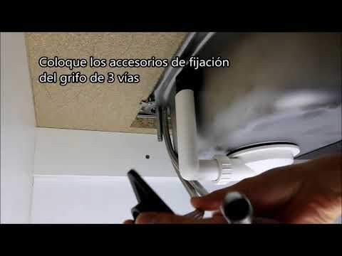 Instalacion Grifo Tres Vias Osmoaqua