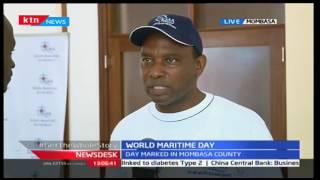 Maritime Day celebrated in Mombasa despite Kenya's maritime row with Somalia, News Desk 20/09/16